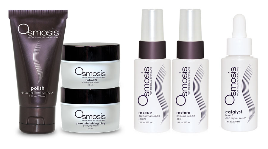osmosis skincare products peaches kerikeri northland nz